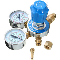 Solid Brass Welding Fit Victor Gas Torch Cutting Oxygen Acetylene Welding Regulators