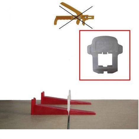 Tirante tiranti cf. 250 pz distanziatori livellanti USO MANUALE - NO PINZA 1 mm