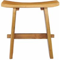 Finnley Stool by Union Rustic - Brown