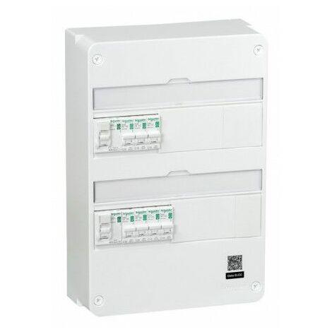 Resi9 - TAMC Logement du T1 au T3 - 2R13M XP, Schneider Electric réf. R9H213SP01N
