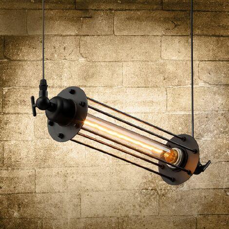 Retro Industrial Pendant Lamp Ceiling Utopia Chandelier Lighting Fixture