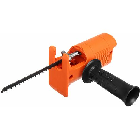 Electric drill Drillpro reciprocating saw for cutting wood and metal A