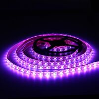 2M USB Sound Activated Music 5050 RGB LED Strip Light Kit IP65 + remote control WASHER