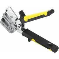 """10 """"Stud Crimper TPR Metal Handle Poin? On Lock Hand Dry Wall Plaster Poin? On Board WASHING"""