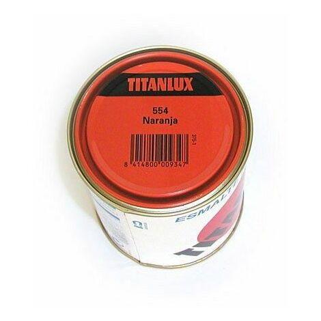 ÉMAIL TITANLUX 375 ML 554001