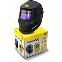 ESAB Savage™ A40 - Máscara para soldar (4 sensores, luz negra)
