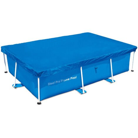 Square Pool Cover Pool Floor Fabric Holder Pool Cover Swimming Pool Cover Waterproof Dust Cover Rain Fabric Accessories--