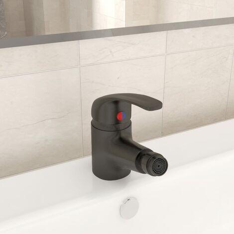 Bathroom Bidet Mixer Tap Grey 13x12 cm7278-Serial number