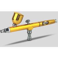 Gold Airbrush Air Pump Aerosol Pump Spray Pump Template, Airbrush Air Pump, Wall Paint Tools, Furniture Repair Tools, Cake Manufacturing Tools