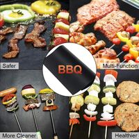 Barbecue Carpet BBQ 400 * 330mm 5 Pieces