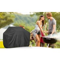 BBQ Grill Cover BBQ Cover Outdoor Grill Dustproof and Sun Cream (XL) 170 * 61 * 117
