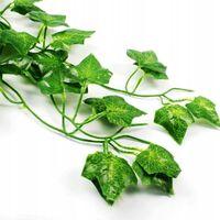 Artificial Ignieves Vine Leaves 12 pieces of ivy artificial garland 84 feet artificial wedding desk ivy, kitchen, garden, celebration of celebration