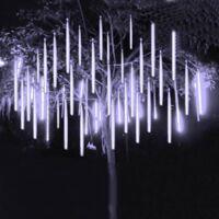 Light Bright Bar Light Shower Light Mini Iceless Fairy Tale Light Meteor Light Outside Balcony Garden Vacation Decoration White