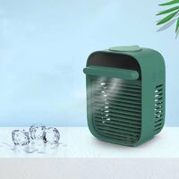 Office Air Conditioning Fan Office Air Cooler Domestic Water Cooling Fan Small Spray Ventilator