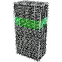 Gabion Rocks Glass Green 60-120 mm 25 kg3754-Serial number