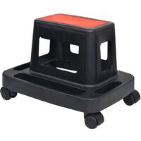 Rolling Workshop Stool with Storage 150 kg4072-Serial number