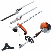 4-in-1 Petrol Garden Multi-tool Set with 52 cc Engine6238-Serial number