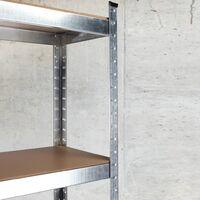 HI Heavy Duty Shelving unit MDF Metal29856-Serial number