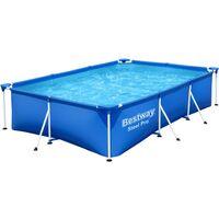 Bestway Steel Pro Swimming Pool 300x201x66 cm39371-Serial number