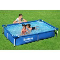 Bestway Steel Pro Swimming Pool 221x150x43 cm39370-Serial number