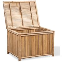 Storage Boxes 3 pcs Bamboo9845-Serial number