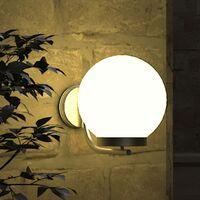 Garden wall lamp 32cm.28382-Serial number