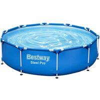 Bestway Steel Pro Swimming Pool 305x76 cm39384-Serial number