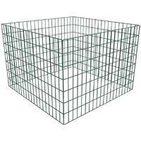 Square Mesh Garden Composter 100 x 100 x 70 cm3315-Serial number