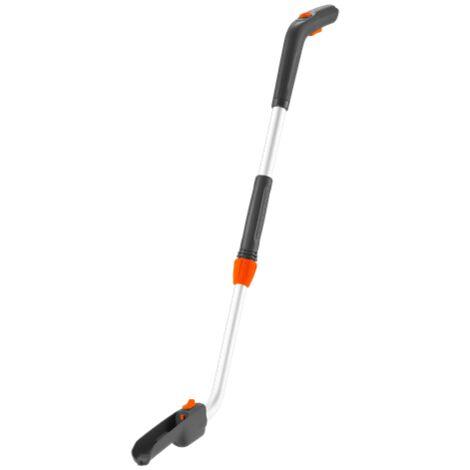 GARDENA 9859-20 - Kit de poignées et de roues long réglable en continu 74-96cm pour couperles bords des pieds etles plantes