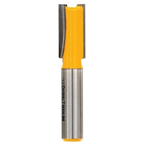 DEWALT DT90004-QZ - straight coupeur 2 diamètre de coupe 10mmlongueurl: 20mm