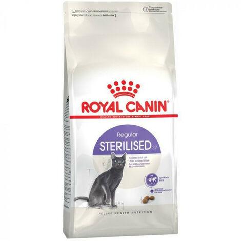 Royal canin health nutrition para gatos, royal canin feline sterilised 37 0,4 kg