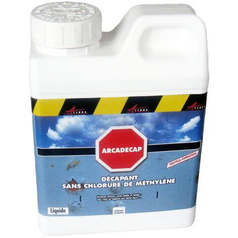 SUPER DECAPANT peinture vernis - ARCADECAP - ARCANE INDUSTRIES - Liquide - 1 L