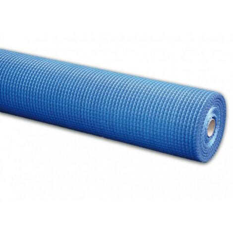 Armature fibre de verre Bleue - TREILLIS ARCAFIBER - ARCANE INDUSTRIES - Fibre de verre BLEU - 10m² (1mx10m)