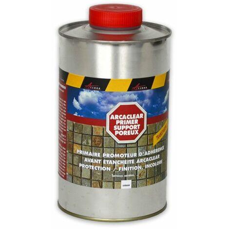 ARCACLEAR PRIMAIRE SUPPORT POREUX - ARCANE INDUSTRIES - Transparent - 4 Kg