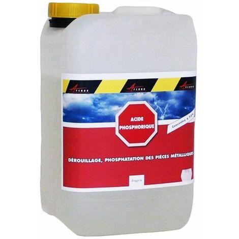 Acide Phosphorique haute concentration - ACIDE PHOSPHORIQUE - ARCANE INDUSTRIES - Liquide- Transparent - 31.6 Kg - 20 litres