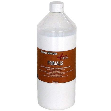 sous-couche primaire pour peinture minérale PRIMALIS - ARCANE INDUSTRIES - Blanc - 1 L