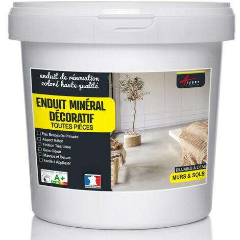 Enduit Carrelage Pour Mur Et Sol Renove Carrelage Arcane Industries Carbone Kit 4 Kg 2 6m Pour 2 Couches 249 25526