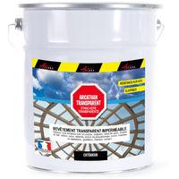 étanchéité transparente véranda tuile verre polycarbonate peinture résine - ARCANE INDUSTRIES - Transparent - 0.75L