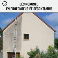 Nettoyant facade produit professionnel rapide crépi enduit - ARCANE INDUSTRIES - Transparent - 5 L