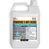 Hydrofuge et anti taches imperméabilisant murs, sols, toitures et facades - IMPERPRO - ARCANE INDUSTRIES - Incolore - 5 L (jusqu a 25m2)
