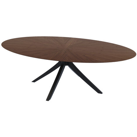 Selsey Odilio - Modern Oval Table - 180x110 cm