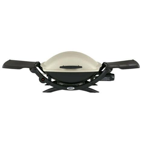 Barbecue WEBER - à gaz - Q2000 Titanium
