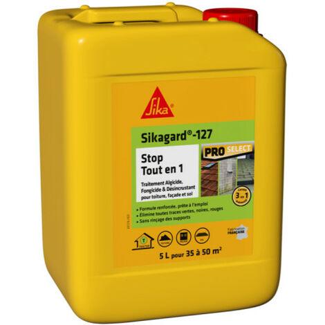 Traitement curatif et désincrustant SIKA Stop tout en 1 - 5L - Incolore