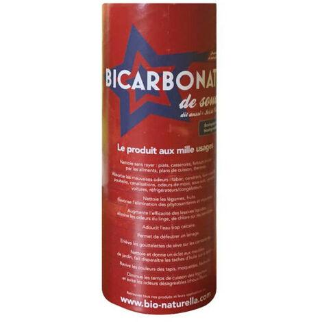 Bicarbonate de soude - PRODUITS D'AUTREFOIS - 1Kg