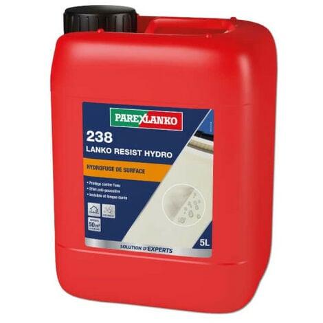 Hydrofuge de surface PAREXLANKO 238 Lanko Resist Hydro - 5L - L23805 - Incolore