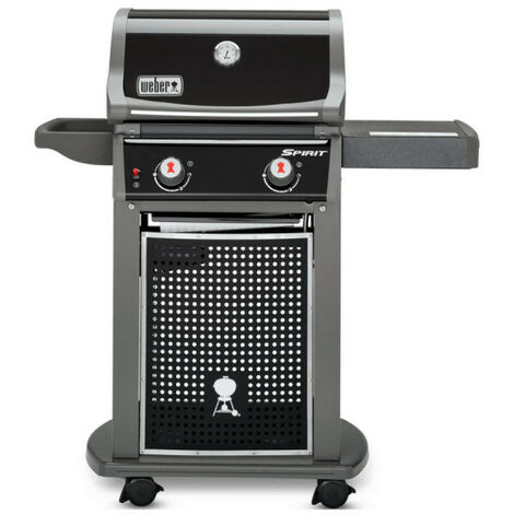 Barbecue WEBER - à gaz - Spirit EO-210 - Noir - 160cm x 109.2cm x 81.3cm