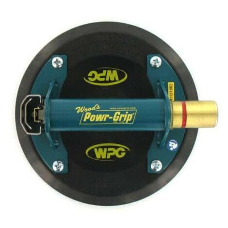 Ventouse de levage poignée métal POWR-GRIP Diamètre 20 cm