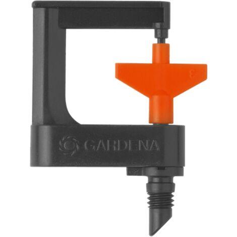 Micro-asperseur rotatif 360 degrés Micro-Drip GARDENA - 2 pièces 1369-29