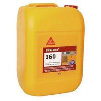Additif pour mortiers et bétons tout en un prêt à l'emploi - SIKA SikaLatex 360 - Blanc - 20L - Blanc