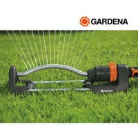 Arroseur oscillant GARDENA - Aqua S - 18700-34